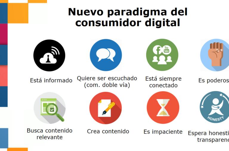 Entendiendo a tus clientes potenciales El nuevo paradigma del consumidor digital