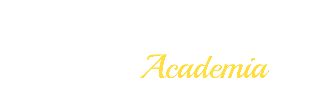 Logo Academia Pixel.do 3 (Blanco)